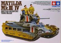 British Infantry Tank Matilda Mk.III/IV, 1:35 (pidemmällä toimitusajalla)