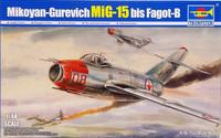 MiG-15 bis Fagot-B, 1:48