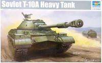 Soviet T-10A Heavy Tank, 1:35