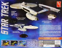 U.S.S. Enterprise NCC-1701 Refit, 1:537
