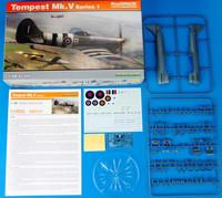 Tempest Mk.V Series 1 ProfiPACK, 1:48