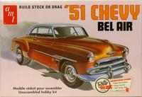 Chevrolet Bel Air '51, 1:25 (pidemmällä toimitusajalla)