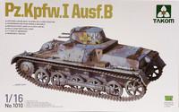 Pz.Kpfw.I Ausf. B, 1:16