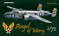 Angel of Mercy, Limited edition, 1:72
