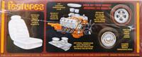 Plymouth GTX Convertible 1969, 1:25