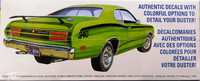 Plymouth Duster 340 '71, 1:25