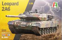 Leopard 2A6, 1:35