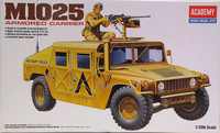 M1025 Armored Carrier, 1:35