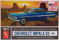 Chevrolet Impala SS '61, 1:25