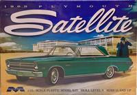 Plymouth Satellite 1965, 1:25
