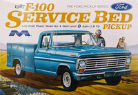 Ford F-100 Service Bed Pickup 1967, 1:25