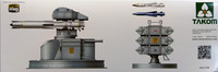 GWS-30 Sea Dart & GWS-25 Sea Wolf, 1:35