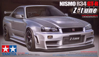 Nismo R34 GT-R Z-Tune, 1:24 (pidemmällä toimitusajalla)