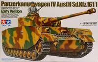 Panzerkampfwagen IV Ausf.H Frühe Version, 1:35 (pidemmällä toimitusajalla)