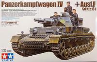 Panzerkampfwagen IV Ausf. F, 1:35