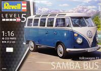 Volkswagen T1 Samba Bus, 1:16