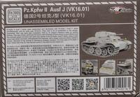 Pz.Kpfw. II Ausf. J (VK16.01), 1:72