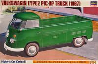 Volkswagen Type2 Pick-Up Truck '67, 1:24