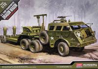 U.S. Tank Transporter Dragon Wagon, 1:72