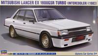 Mitsubishi Lancer EX 1800GSR Turbo 1983, 1:24