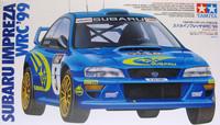 Subaru Impreza WRC '99, 1:24 (pidemmällä toimitusajalla)