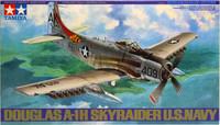 Douglas A-1H Skyraider U.S. NAVY, 1:48