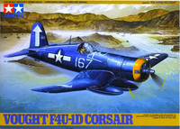 Vought F4U-1D Corsair, 1:48