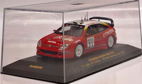 Citroën Xsara WRC German Rally 2002 winner (Loeb - Elena) 1:43