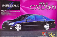 Toyota Crown GRS182 FABULOUS 1:24