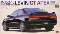 Toyota Corolla Levin GT Apex 1:24