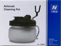 Airbrush Cleaning Pot 250ml