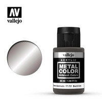Burnt Iron Metal Color 32ml