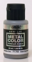 Dark Aluminium Metal Color 32ml