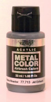 Jet Exhaust Metal Color 32ml