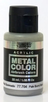 Pale Burnt Metal Metal Color 32ml