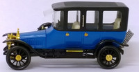 Russo-Balt 1913, blue/black 1:43