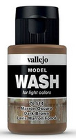 Dark Brown, Model Wash 35ml