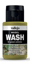 Dark Green, Model Wash 35ml