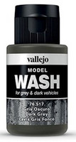 Dark Grey, Model Wash 35ml