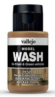 Dark Khaki Green, Model Wash 35ml