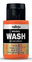 Dark Rust, Model Wash 35ml