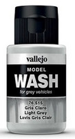 Light Grey, Model Wash 35ml