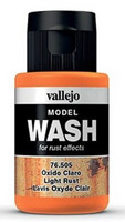 Light Rust, Model Wash 35ml