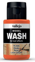 Rust, Model Wash 35ml