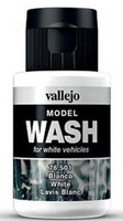 White, Model Wash 35ml