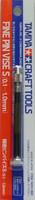 Fine Pin Vise S, sormipora (0.1mm-1.0mm)