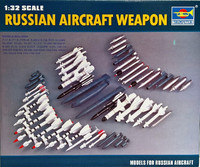 Russian Aircraft Weapon set 1:32