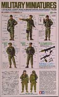 JGSDF Iraq Humanitarian Assistance Team 1:35