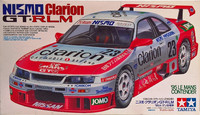 Nismo Clarion GT-R LM 1:24