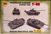 T-90 Russian Main Battle Tank 1:72 (pidemmällä toimitusajalla)